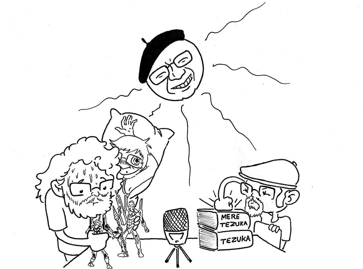 manga ansigt tegninger
